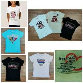 Kids export surplus garments