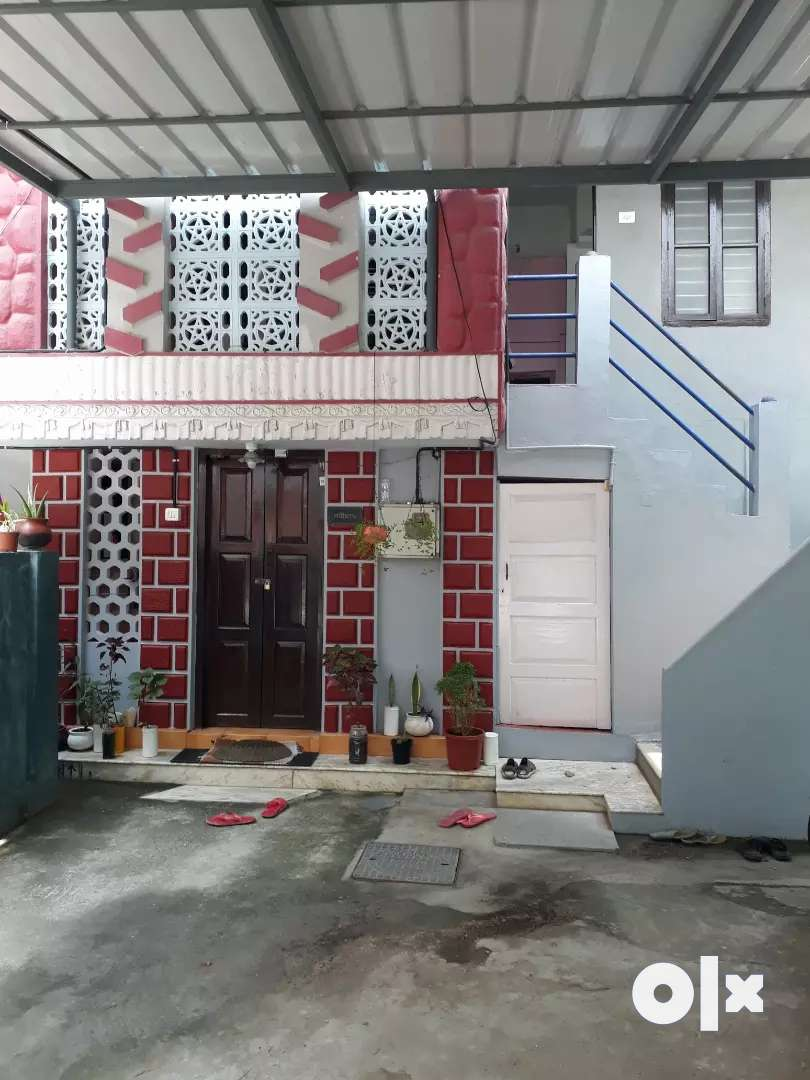 2 BHK House for Rent near at Thycaud Hospital