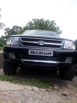 Tata Safari 4x2 EX DICOR BS-IV, 2015, Diesel