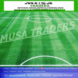 ARTIFICIAL TURF GRASS FOOTBALL GROUND USE