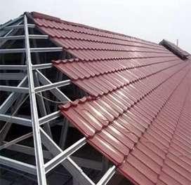 Jasa pengerjaan atap baja ringan terpecaya