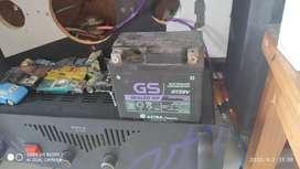 Aki GS gtz6v seken