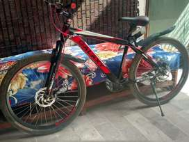 Iam selling my branded cycle