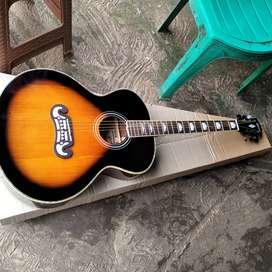 Gitar akustik gibson