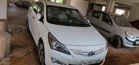 Hyundai Fluidic Verna 2016 Petrol 43000 Km Driven