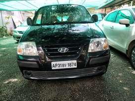 Hyundai Santro Xing GL Plus LPG, 2011, LPG