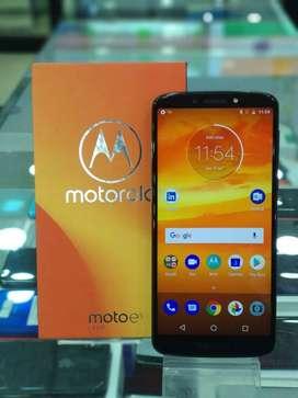 Motorola Moto E5 Plus 3GB 32GB (Black) In Warranty Brand New Condition