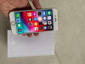 iPhone 6 32Gb Gold Resmi PA/A Indonesia Mulus Lus Tanpa Minus