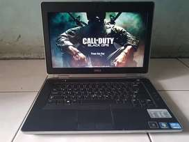 Laptop Dell CORE I7 GEN3 DUAL VGA NVIDIA QUADRO HD+1600X900 LENGKAP
