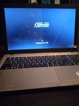 Old laptop good working condition