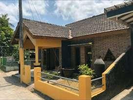 RSH 395 BANTUL#Dijual Rumah Mangku Jl Aspal Kampung #