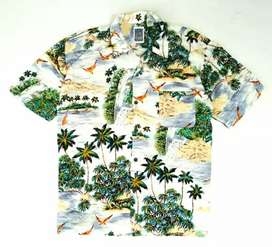 Kaos Ocean Current Hawaiian Shirt