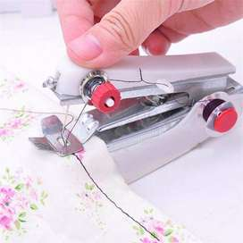 Online Cash On Delivery Mios.pk Pocket-size manual sewing machine mini