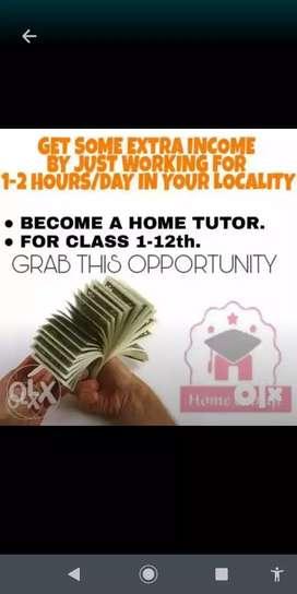 Home Tutor Recruitment