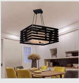 lampu gantung hias meja makan- ruang tamu dekorasi minimalis 3188/4 ID