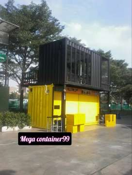 Booth Container villa container penginapan Container office/cafe/resto