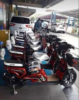 Sepeda listrik baru