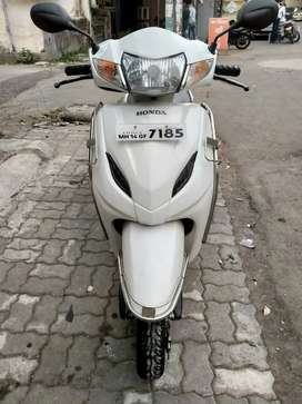 2017 HONDA ACTIVA 4G BS4 FOR SALE.
