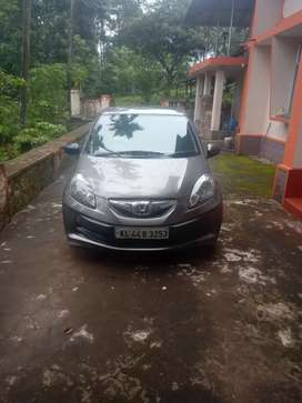 Honda Brio 2012 Petrol Good Condition