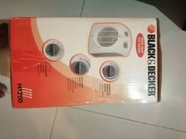 Black and decker portable heater