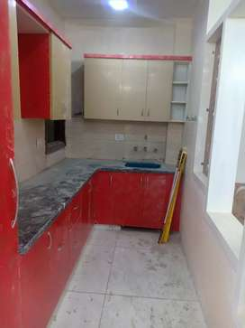 1Bhk flat for sale at 16 lacs bank loan in uttam nagar on 25 ft road