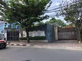Dijual Tanah Komersial Murah di Jl RC Veteran Bintaro 23jt/m Lt1200m