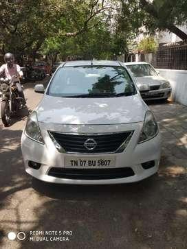 Nissan Sunny XV, 2013, Diesel