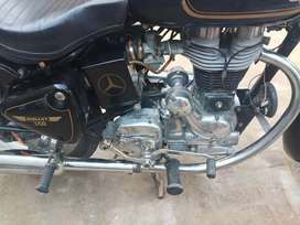 Its a good bike new condition