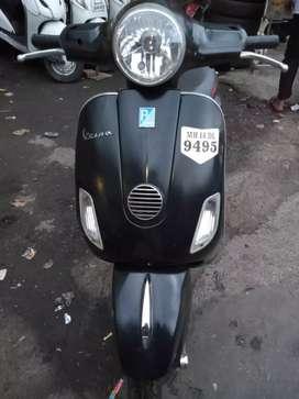 Paiggio Vespa scooter