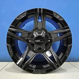 Cicil Velg Mobil Triton Prado DP 10% Ring 16 HSR SABAKU H6X1139,7 SMB
