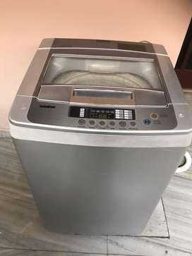 Fully washing machine