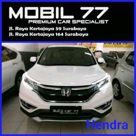 Honda All New CRV 2017