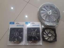 Fan casing pc 12cm/20cm