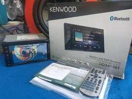 Hu kenwood ddx-419bt