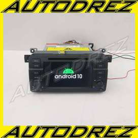 Head Unit Android 10 BMW 3 Series E46 7inch 1999 - 2004 Tercanggih
