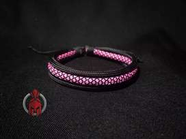 Custom Gelang Paracord Medan - SPARTA Cord Adventure Bracelet