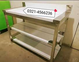 Working Table 4 /2 feet SS non magnet