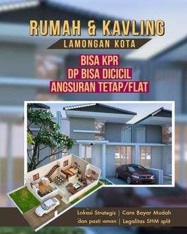 Rumah baru, harga dibawah pasar