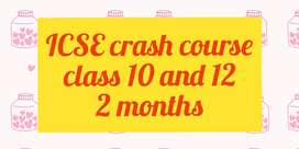ICSE crash course