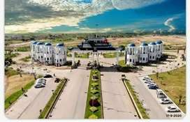 7 marla overseas plot in Blue world city Islamabad for sale.