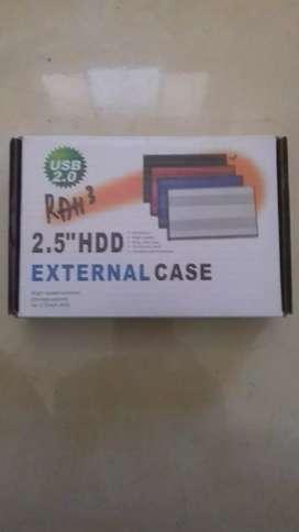 Casing Hardisk eksternal NEW