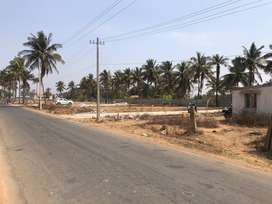 commercial plots for sale in Ardeshalli near ivc road