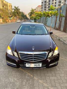 Mercedes-Benz E-Class E 220 CDI Avantgarde, 2012, Diesel