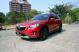 Mazda CX5 Touring AT 2014 Skyactive mulus terawat