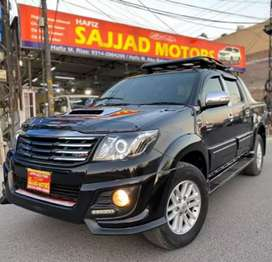 Toyota Hilux Vigo Thai Model 2013 Import 2017