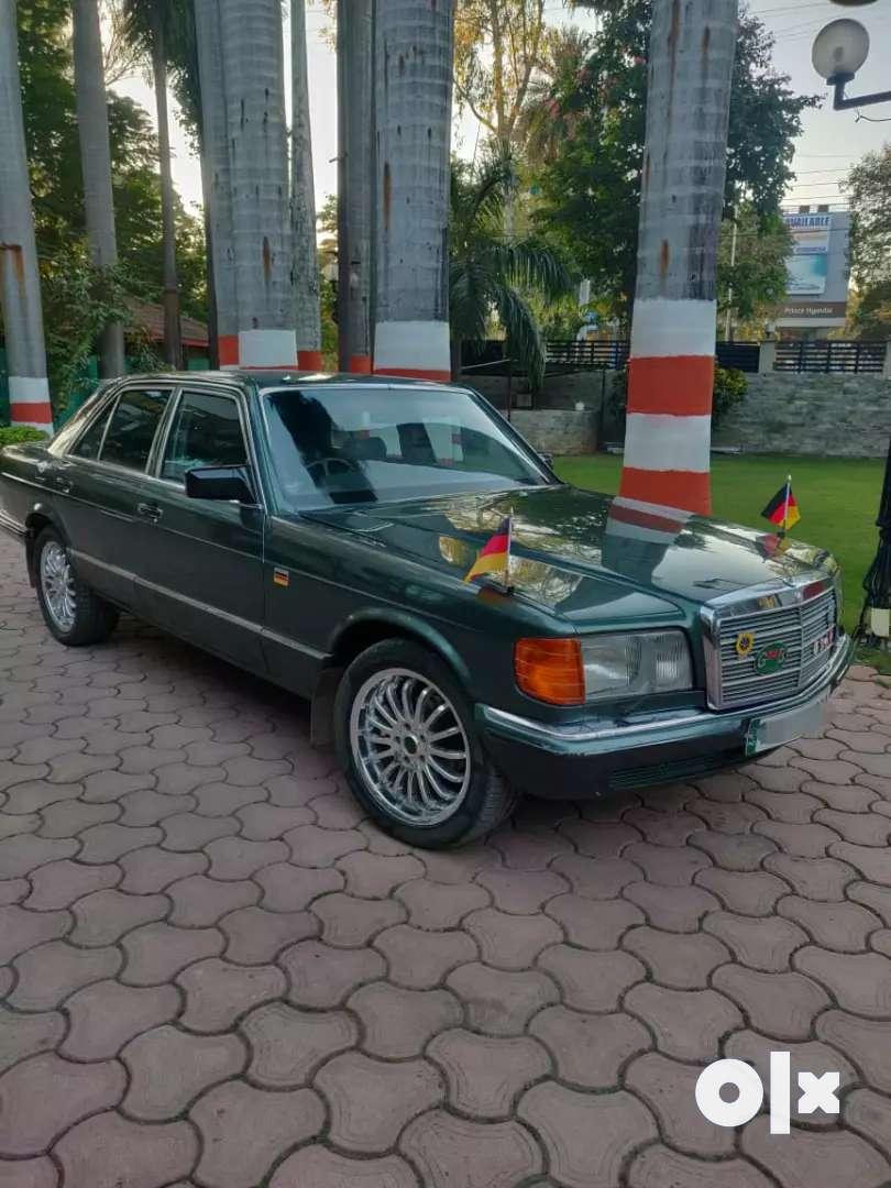 W126 MERCEDES BENZ 300 S TURBO DIESEL 0