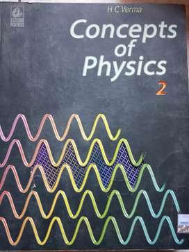 Hc verma concept of physics volume 2