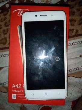 Itel A42 Plus Fingerprint 2GB 16GB