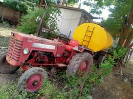 Mahindra tractor in 2.6lakh very good condition