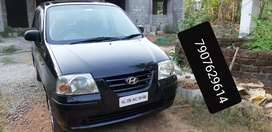 Hyundai Santro Xing 2010 Petrol Well Maintained